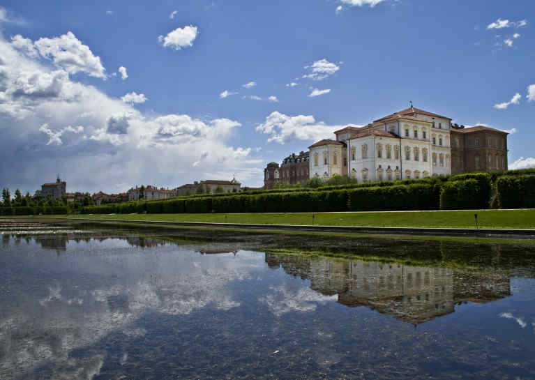 Reggia di Venaria Reale, courtesy of Donatella Leonardi, ICPS2017 License